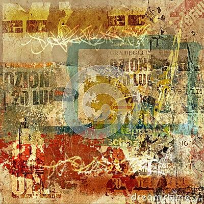 Free Grunge Wall Background Royalty Free Stock Photo - 22970755