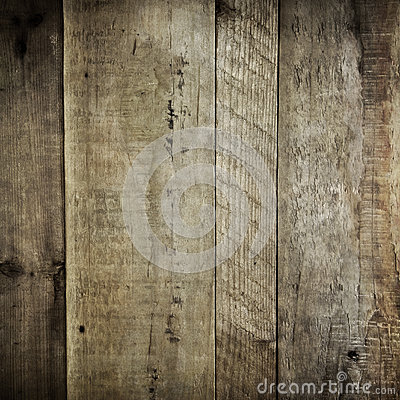 Old Wood Grunge Background