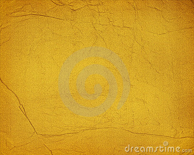 Grunge Yellow paper Background