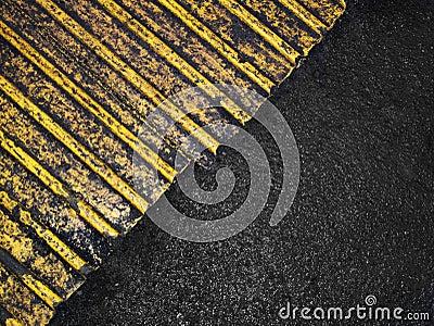 Grungy asphalt background