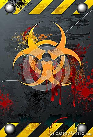 Grungy Biohazard