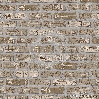 Grungy Brick Pattern