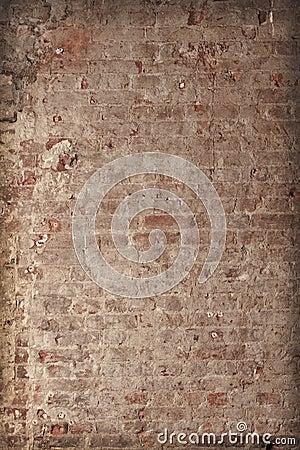 Grungy brickwall