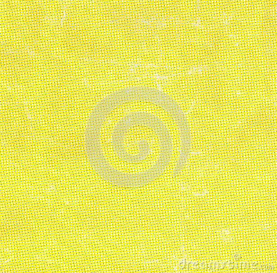 Grungy raster print