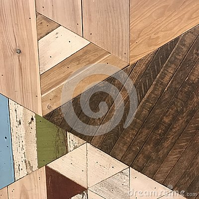 Free Grungy Textured Geometric Wooden Texture Stock Photo - 100368950