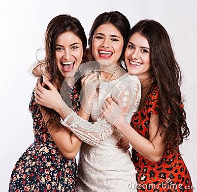 esposas grupo de tres