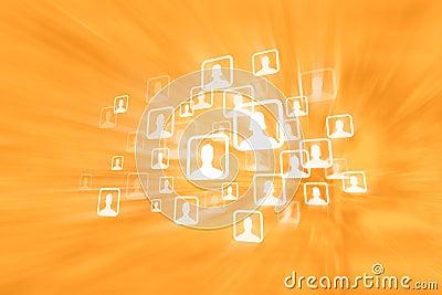 Grupos sociais dos media
