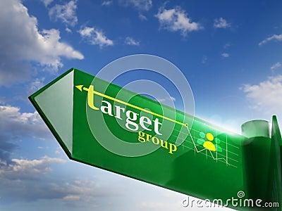 Grupowy cel