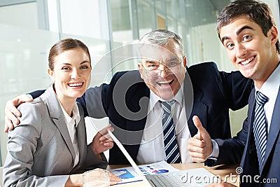 Grupowy radosny