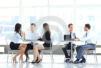 Gruppo sul lavoro