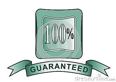 Grzebień 100  gwarantujący