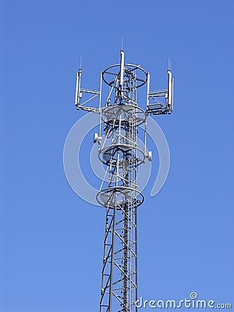 Free GSM Antenna Royalty Free Stock Image - 285106
