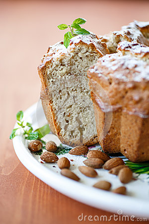 Gâteau d amande