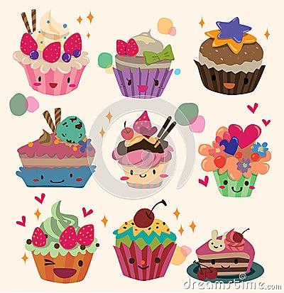 G teau de dessin anim photo stock image 17261780 - Dessert dessin ...