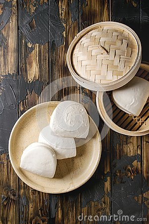 Free Gua Bao Buns Stock Images - 119567004