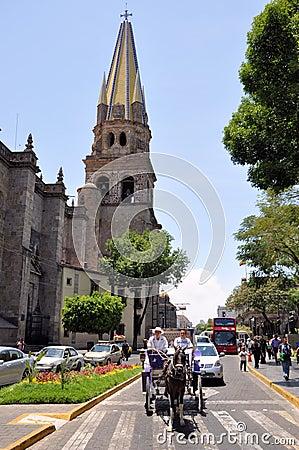 Free Guadalajara Mexico Stock Image - 24521781