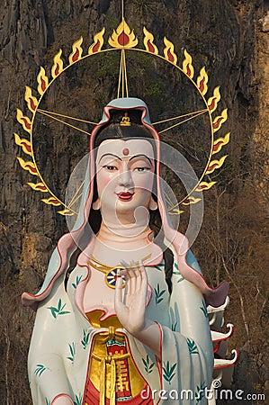 Guan yin Chinese goddess