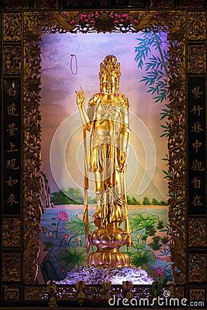 Guan yin statue