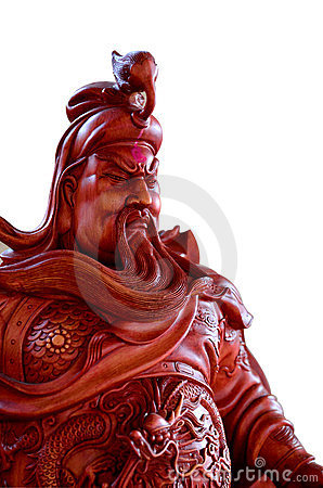Guan Yu Hero Legend of Chinese