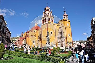 Guanajuato City Editorial Stock Image
