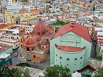 Guanajuato Historical Buildings