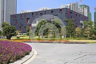 Guangdong Museum Editorial Stock Photo