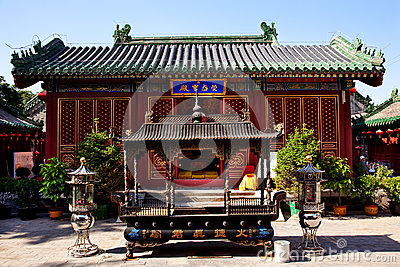 Guanghua Buddha Temple Incense Burner Beijing