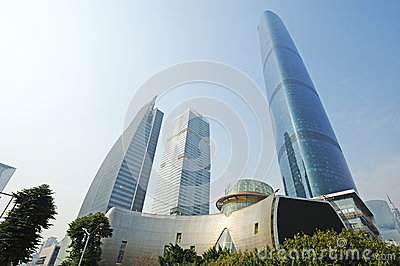 The Guangzhou International Finance Center (GZIFC)