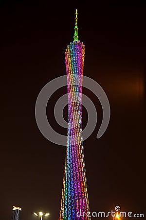 Free Guangzhou Tower Stock Photo - 17238330