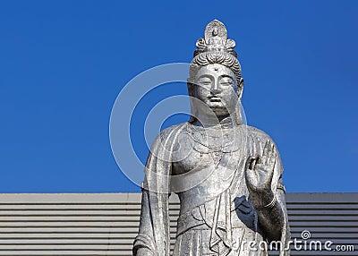 Guanyin Statue at Hiroshima Central Park
