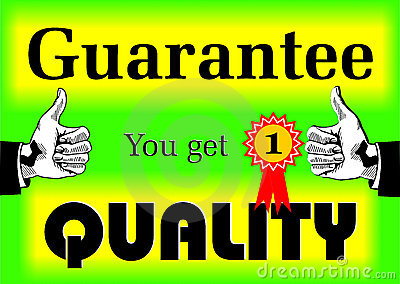 Guarantee Quality
