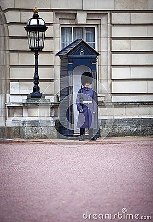Guard Editorial Photo