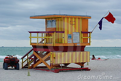 Guard house on miami beach pt.3