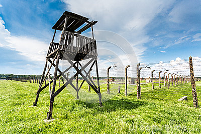 Guard Tower Editorial Image