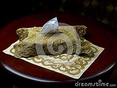 Guardanapo de papel