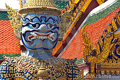 Guardian Daemon,Thailand