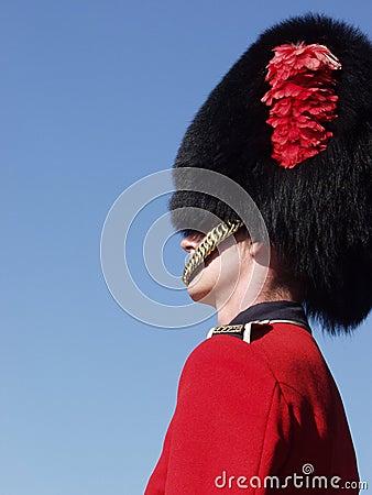 Guardsman at Quebec Citadel 2