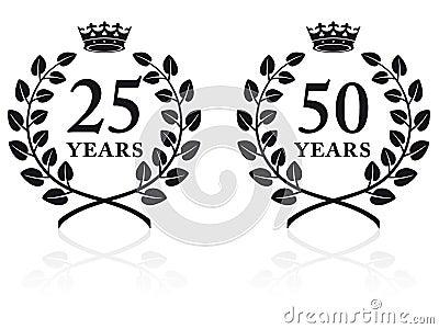 Guarnizioni 2 di anniversario