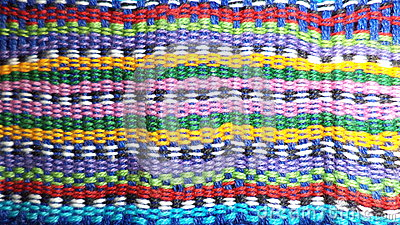 Guatemalan Handcraft and Colors