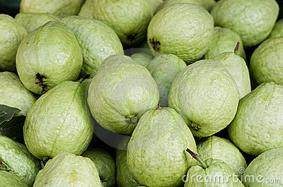 Guavas in the Market