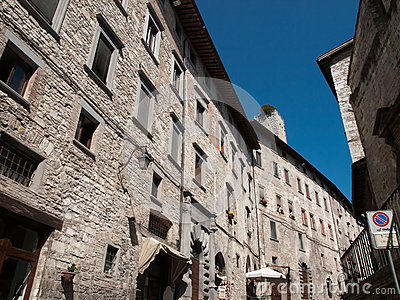 Gubbio-Italy