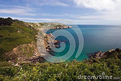 Guernsey Cliff