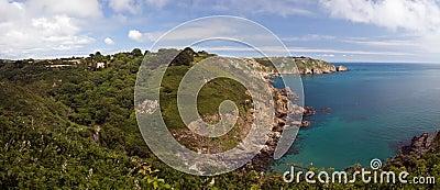 Guernsey Cliff Walks