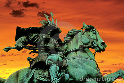 Guerreiro do samurai