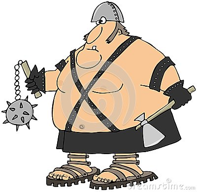 Guerreiro gigante