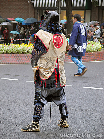 Guerrero japonés
