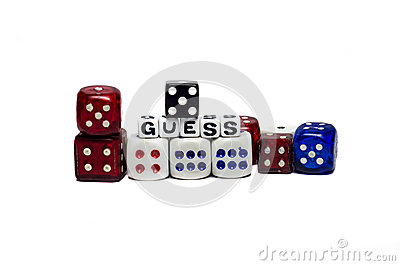 Guess with Dices