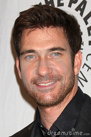 Guest; Dylan McDermott arrives at the American Horror Story at PaleyFest 2012 Editorial Stock Photo
