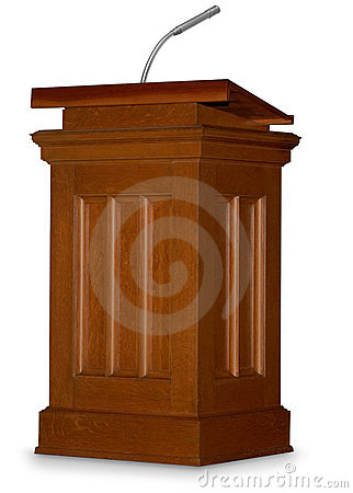 Free Guest Speaker Royalty Free Stock Photo - 4245565
