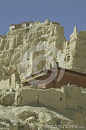 Guge in Tibet